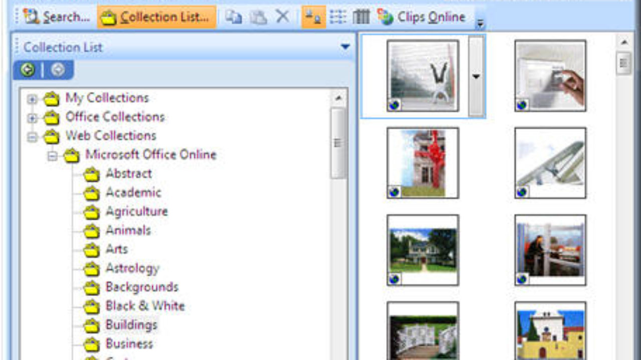 Microsoft Clip Organizer Download Free - Best Software Free