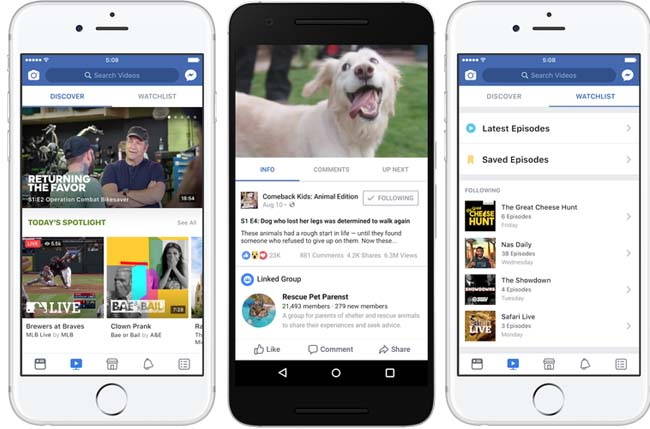 Facebook Launches Free Mobile Site; Partnership with TIM