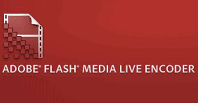 Adobe® Flash® Media Live Encoder (free) download …